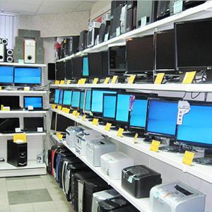 Компьютерные магазины Онегы