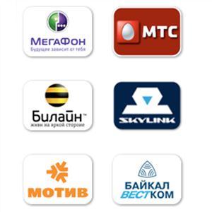 Операторы сотовой связи Онегы