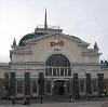 Железнодорожные вокзалы в Онеге