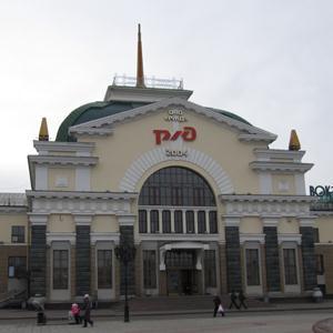 Железнодорожные вокзалы Онегы